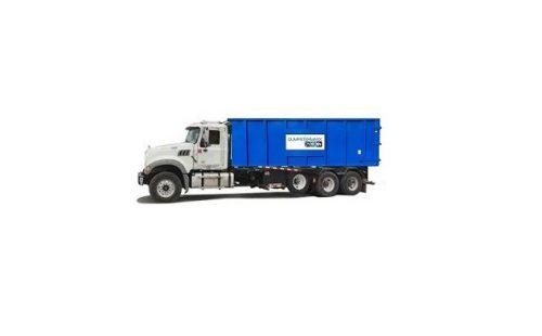dump truck w logo